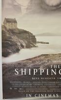 THE SHIPPING NEWS (Bottom Left) Cinema 4 Sheet Movie Poster