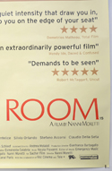 THE SON'S ROOM (Bottom Right) Cinema 4 Sheet Movie Poster