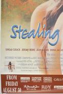 STEALING BEAUTY (Bottom Left) Cinema 4 Sheet Movie Poster