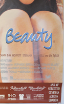 STEALING BEAUTY (Bottom Right) Cinema 4 Sheet Movie Poster