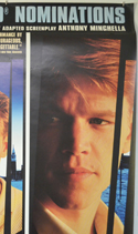 THE TALENTED MR RIPLEY (Top Right) Cinema 4 Sheet Movie Poster