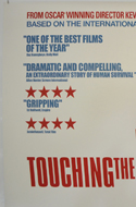 TOUCHING THE VOID (Top Left) Cinema 4 Sheet Movie Poster