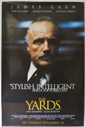THE YARDS Cinema 4 Sheet Movie Poster