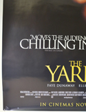 THE YARDS (Bottom Left) Cinema 4 Sheet Movie Poster
