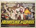 HEART LIKE A WHEEL Cinema Quad Movie Poster