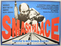 SMASH PALACE Cinema Quad Movie Poster