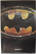 BATMAN Cinema 4 Sheet Movie Poster