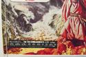 THE TEN COMMANDMENTS (Bottom Left) Cinema Quad Movie Poster