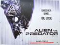 ALIEN VS PREDATOR Cinema Quad Movie Poster