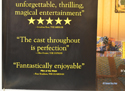 HARRY POTTER AND THE PHILOSOPHER'S STONE (Bottom Left) Cinema Quad Movie Poster