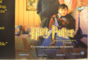HARRY POTTER AND THE PHILOSOPHER'S STONE (Bottom Right) Cinema Quad Movie Poster