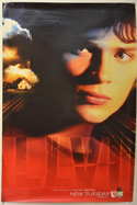 SMALLVILLE (Clark) Cinema Quad Movie Poster