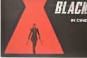 BLACK WIDOW (Bottom Left) Cinema Quad Movie Poster