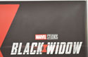 BLACK WIDOW (Top Right) Cinema Quad Movie Poster