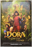Dora And The Lost City Of Gold <p><i> (Teaser / Advance Version) </i></p>