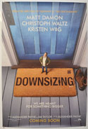 Downsizing <p><i> (Teaser / Advance Version) </i></p>