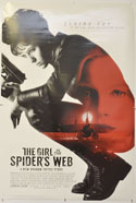 Girl in the Spider's Web (The)