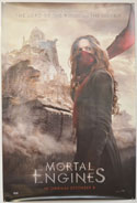 Mortal Engines <p><i> (Teaser / Advance Version) </i></p>