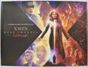 X-MEN: DARK PHOENIX Cinema Quad Movie Poster