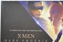 X-MEN: DARK PHOENIX (Top Left) Cinema Quad Movie Poster
