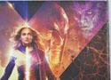 X-MEN: DARK PHOENIX (Top Right) Cinema Quad Movie Poster