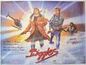 BIGGLES Cinema Quad Movie Poster
