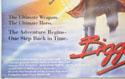 BIGGLES (Bottom Left) Cinema Quad Movie Poster