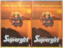 SUPERGIRL Cinema Quad Movie Poster