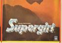 SUPERGIRL (Bottom Right) Cinema Quad Movie Poster