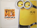Despicable Me 3 <p><i> (Banana Wings Tattoo - Teaser / Advance Version) </i></p>