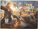 Great Wall (The) <p><i> (Teaser / Advance Version) </i></p>