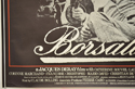 BORSALINO (Bottom Left) Cinema Quad Movie Poster