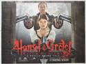 Hansel And Gretel - Witch Hunters <p><i> (Teaser / Advance Version) </i></p>