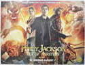 Percy Jackson - Sea Of Monsters <p><i> (Teaser / Advance Version) </i></p>
