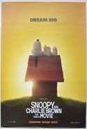 Snoopy And Charlie Brown : The Peanuts Movie <p><i> (Teaser / Advance Version) </i></p>