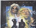 STAR WARS EPISODE VI : THE RETURN OF THE JEDI (Top Left) Cinema Quad Movie Poster