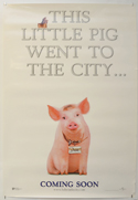 Babe : Pig In The City <p><i> (Teaser / Advance Version) </i></p>