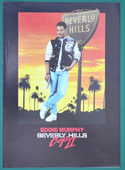 Beverly Hills Cop II <p><i> Original Cinema Synopsis / Credits Booklet </i></p>