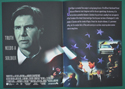 Clear And Present Danger -  Synopsis Booklet - Inside