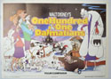 One Hundred And One Dalmatians (1985 re-release) <p><i> Original 8 Page Cinema Exhibitors Campaign Press Book </i></p>