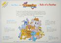 BAMBI Cinema Exhibitors Synopsis Credits Booklet - BACK