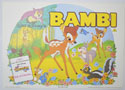 BAMBI Cinema Exhibitors Synopsis Credits Booklet