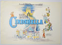 CINDERELLA Cinema Exhibitors Campaign Press Book