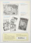CINDERELLA Cinema Exhibitors Campaign Press Book - BACK