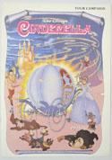 CINDERELLA Cinema Exhibitors Campaign Press Book