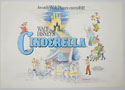CINDERELLA Cinema Exhibitors Synopsis Credits Booklet