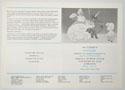 FANTASIA Cinema Exhibitors Synopsis Credits Booklet - BACK