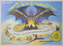 Fantasia (1982 re-release) <p><i> Original Cinema Exhibitor's Synopsis / Credits Booklet </i></p>