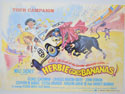 HERBIE GOES BANANAS Cinema Exhibitors Campaign Press Book