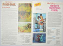 THE JUNGLE BOOK Cinema Exhibitors Synopsis Credits Booklet - INSIDE